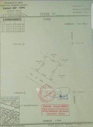Vente terrain 256m²- Tankpè