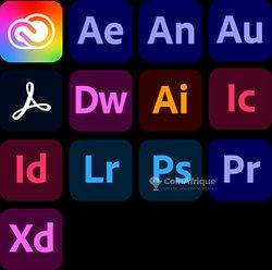 Pack logiciel Adobe
