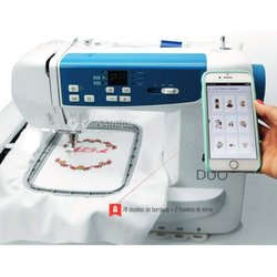 Machine couture - broderie