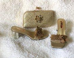 Ensemble sac et chaussures femme