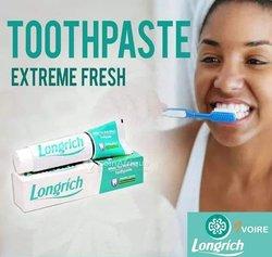 Pâtes dentifrices Longrich