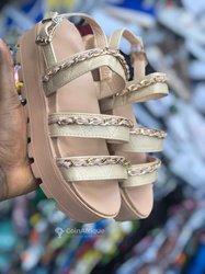 Nu-pieds femme
