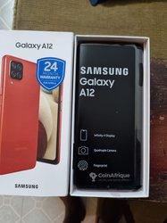 Samsung Galaxy A12 - 64 gigas