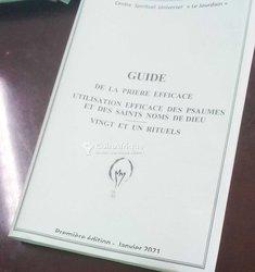 Livre - Guide De La Prière Efficéce