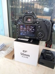 Appareil photo Canon EOS 5D