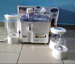Mixeur + extracteur de jus