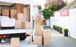 Déménagement - transport de marchandises