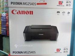 Imprimante couleur Canon MG2540S 3 en 1