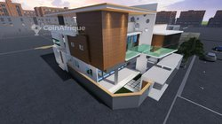 Plan architectural - construction