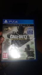 CD PS4 4 call of durty infinity warfare