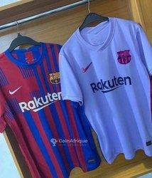 Maillots Barça