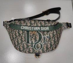 Sac banane Christian Dior