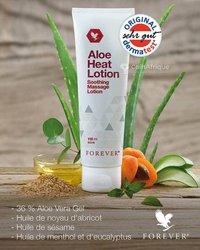 Lotion Aloe Heat