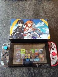 Nintendo Switch + 30 jeux
