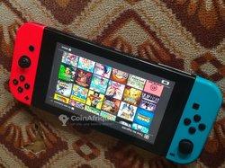 Nintendo Switch +10 jeux
