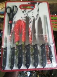 Assortiment de couteaux