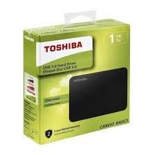 Disque dur externe Toshiba Canvio Basics - 1To