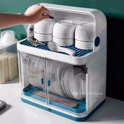Range vaisselle à couvercle