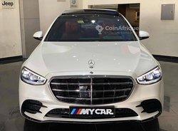Mercedes-Benz S500 4matic 2021