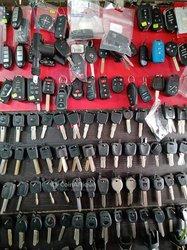 Confection de clés de véhicules