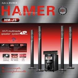 Woofer hi-fi Hamer