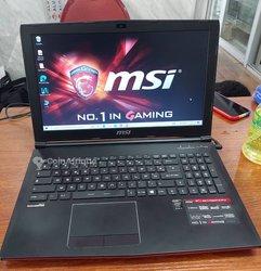 PC MSI GP2 2QE Léopard Pro - core i5