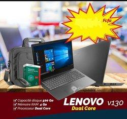 PC Lenovo V130 - dual core