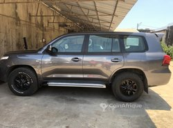 Toyota Land Cruiser GX V8 2013