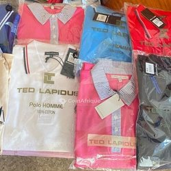 T-shirt Polo Ted Lapidus