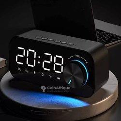 Radio Réveil Bluetooth