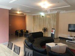 Location Appartement meublé 3 Pièces - Cocody