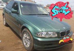 BMW series 3 2002