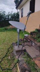 Installation internet  satellite