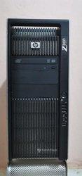 UC HP Z800 Workstation