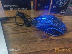 Souris gamer Optical Mouse A70