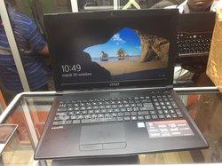 PC MSI - core i7