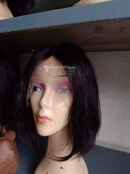 Perruque lace frontale - 12 pouces