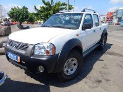 Nissan Harbody Pick-up 4x4 2012