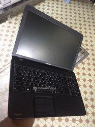 PC Toshiba - core i7