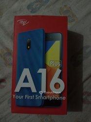 Itel A16 Plus