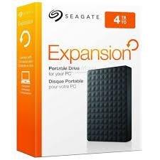 Disque dur externe Seagate Expansion 4To