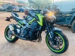 Moto Kawasaki Z900 2019