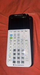 Calculatrice ti-83 preminium
