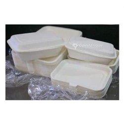 Kit de 100 assiettes jetables