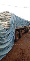 Livraison de ciment