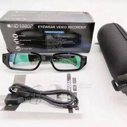 Lunettes caméra de surveillance HD