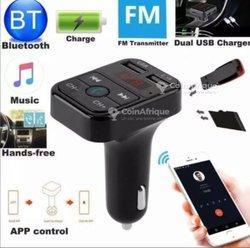 Kit main libre Bluetooth voiture