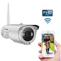 Caméras de surveillance Wi-Fi