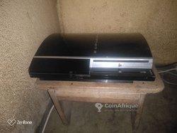 Console PlayStation 3 crackée avec jeux