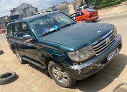 Toyota Land Cruiser vx 2004